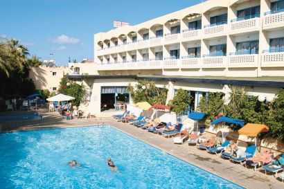 Paphiessa Hotel And Apartments, Paphos